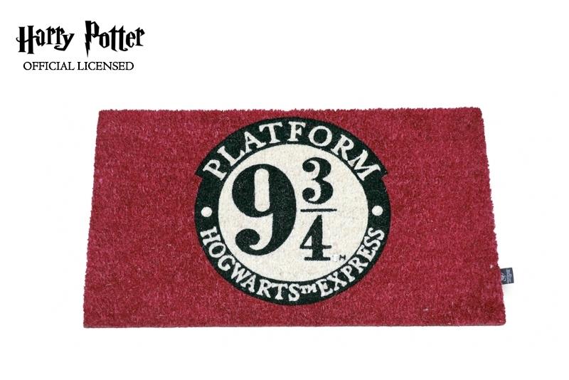 porte tapis harry potter 9 3 4