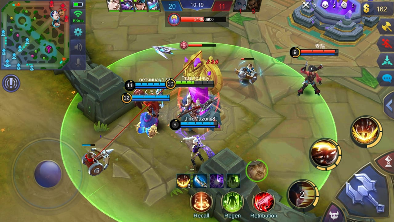The Two Things In My Teammates Mind In Dota 2 And Mobile Legends