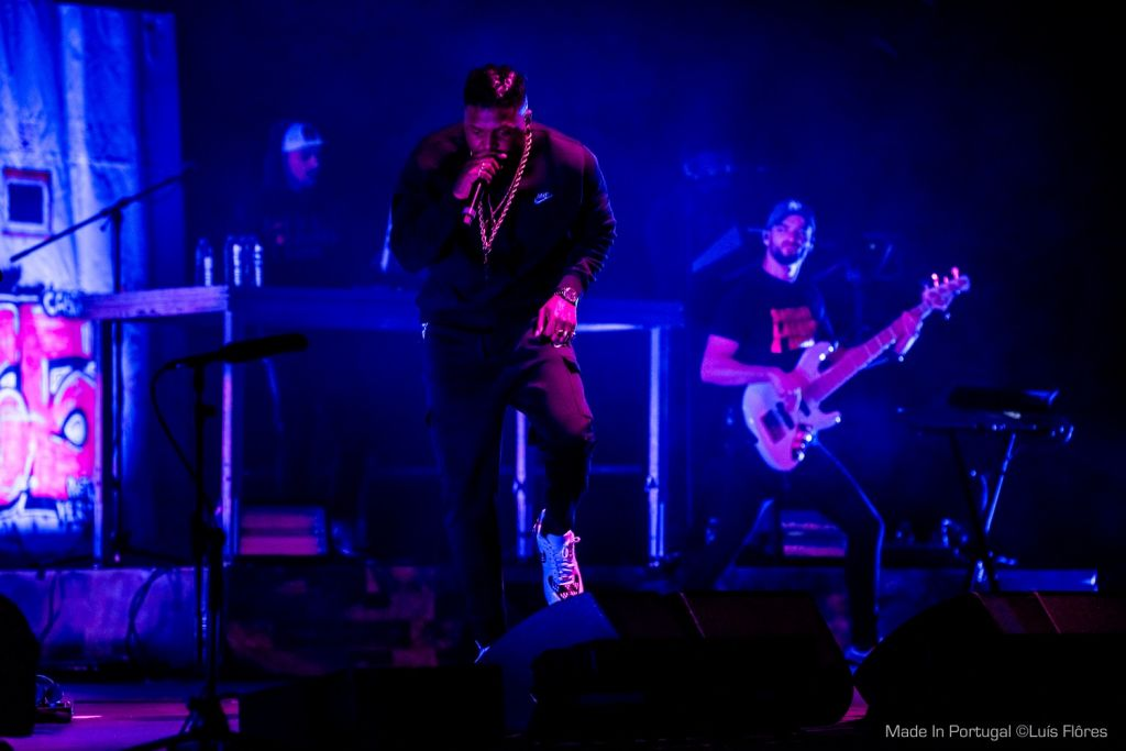 rapper Plutónio