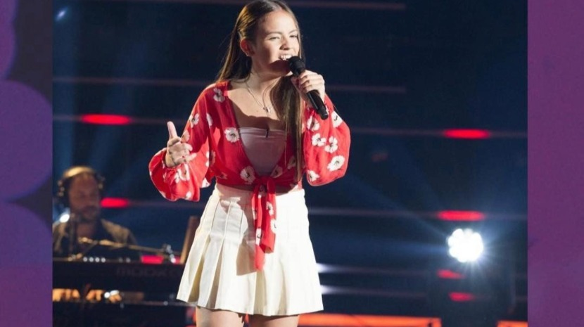 Júlia Ochoa - The Voice Kids RTP 2021