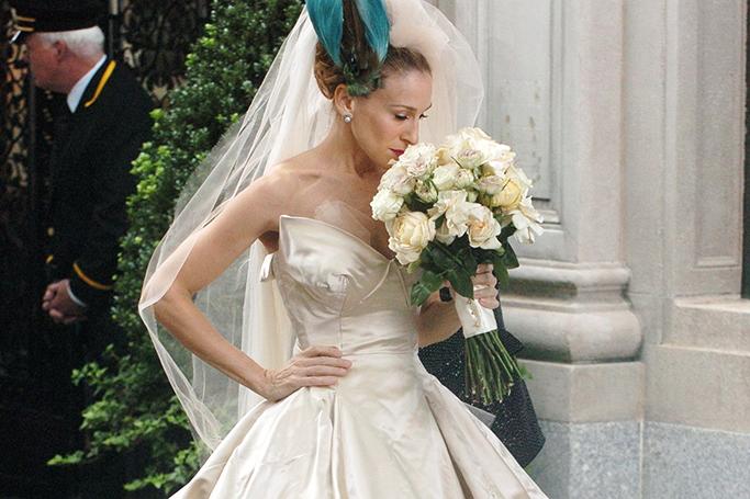 Sarah Jessica Parker Has Designed A Wedding Dress