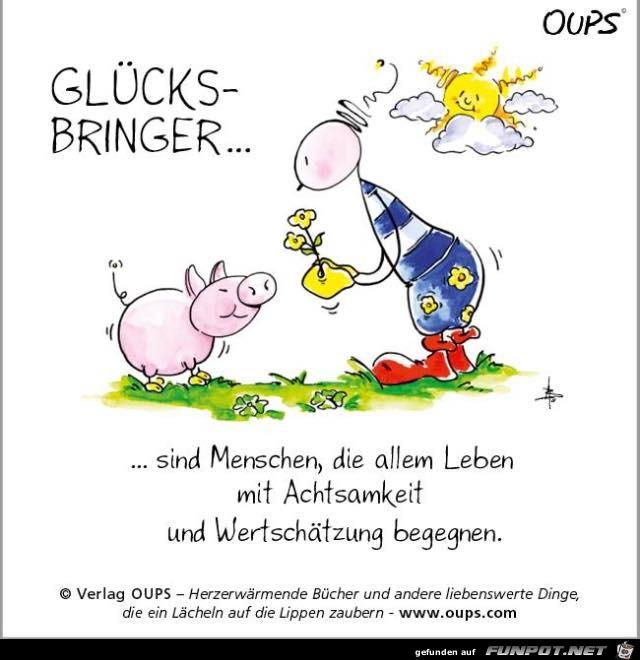 Gla Cksklee Mit Bildern Freitag Spruche Witzige Spruche