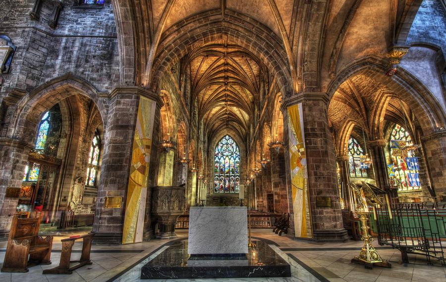Edinburgh Horton Family Crest Amp Tartan And St Giles