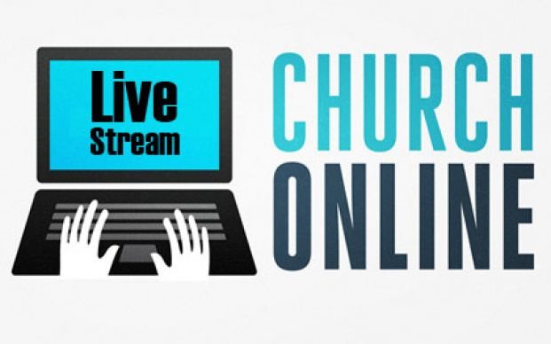 Image result for church streaming pic
