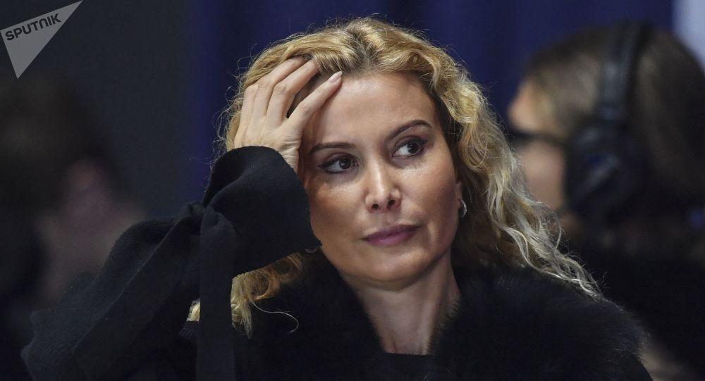 Une Russe nommée meilleur entraîneur de patinage artistique du monde