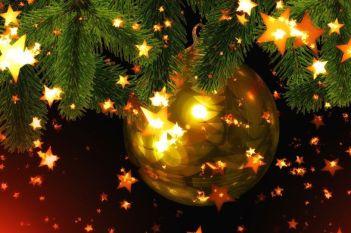 Des fêtes de fin d'année à la russe pour des enfants syriens