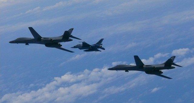 Des bombardiers US