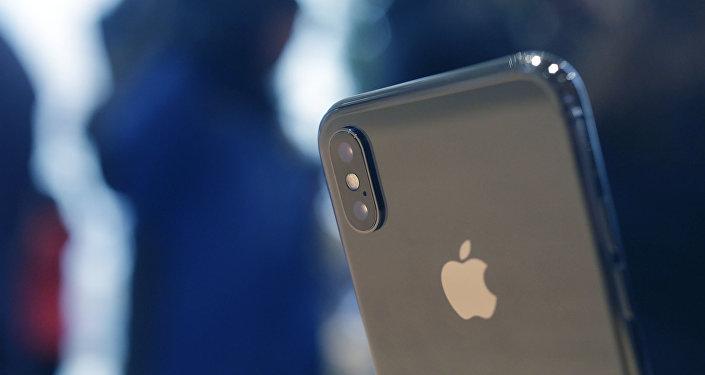 Un iPhone Apple