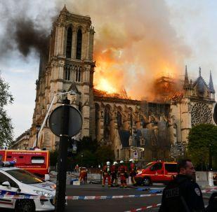 Incendie de Notre-Dame