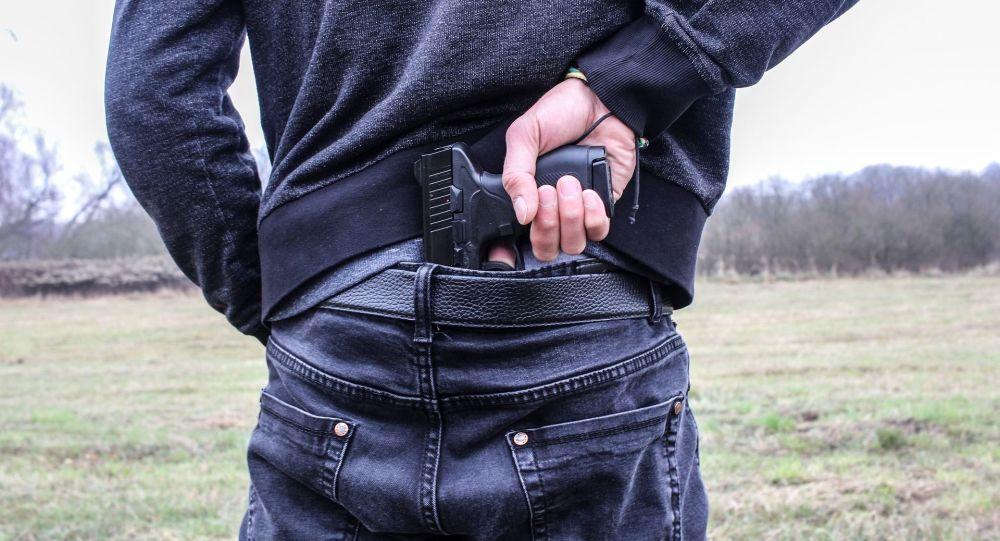 L'homme armé d'un sabre et d'un pistolet-mitrailleur arrêté en Seine-Saint-Denis voulait simplement «intimider»