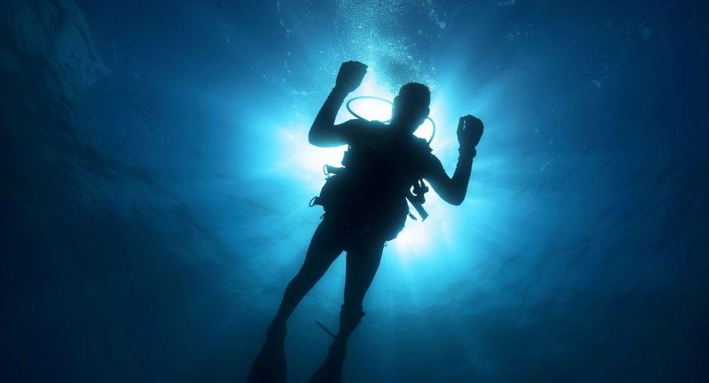 Des mines d'ocre sous-marines vieilles de 12.000 ans découvertes au Mexique