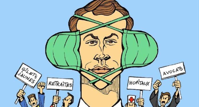 Emmanuel Macron facing the coronavirus | MbS News