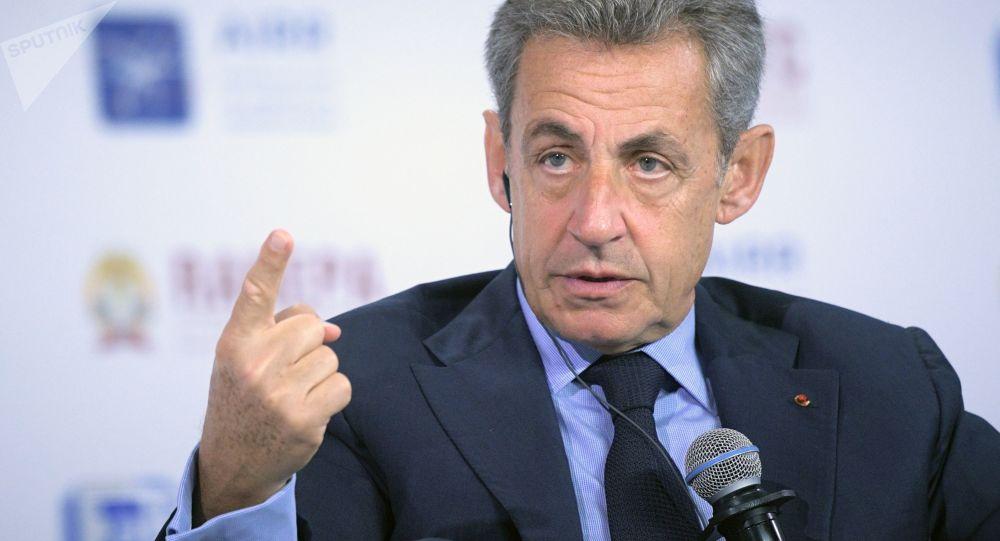 «Peut-être que j'aurais été meilleur au second» quinquennat, estime Sarkozy