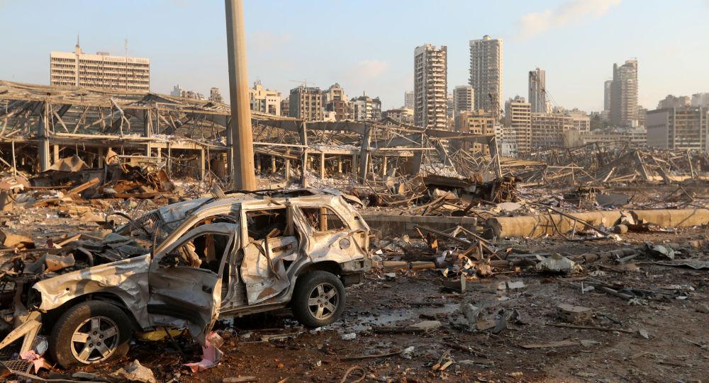 Explosions à Beyrouth: plusieurs bâtiments de représentations russes endommagés et une employée légèrement blessée