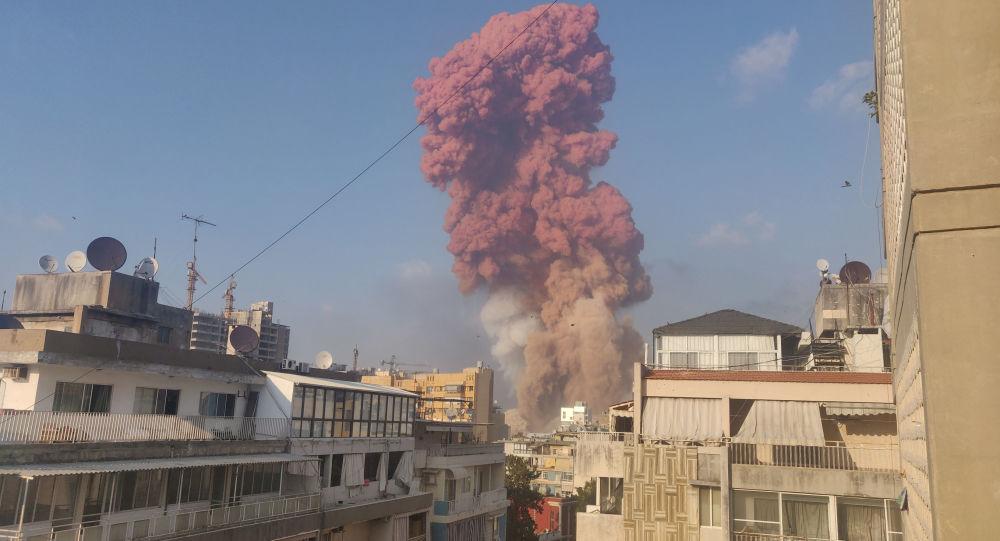 Les autorités libanaises ont déterminé l'origine des explosions à Beyrouth