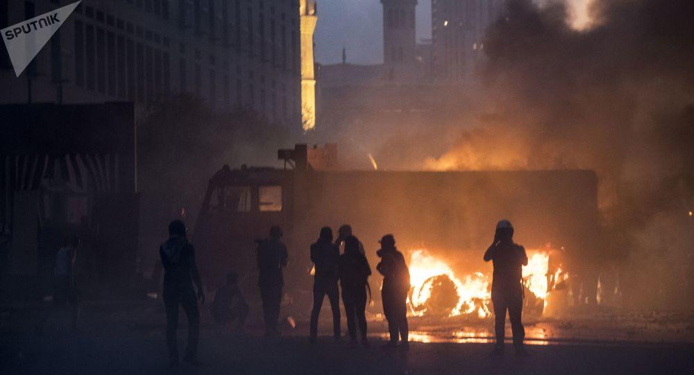 Plus de 100 militaires blessés lors des heurts à Beyrouth, selon l'armée