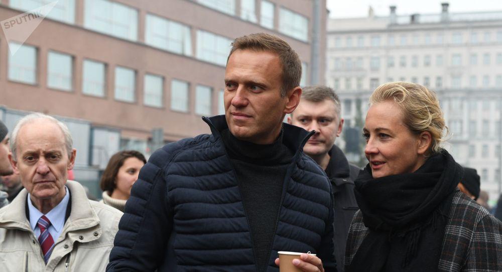 Comment la France a-t-elle obtenu des échantillons de sang de Navalny?