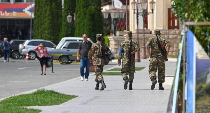 L'armée du Haut-Karabakh affirme avoir abattu un hélicoptère azerbaïdjanais
