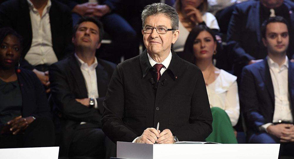 Mélenchon met en garde Macron contre une «ingérence» au Liban