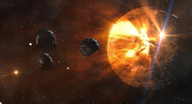 Asteroïdes