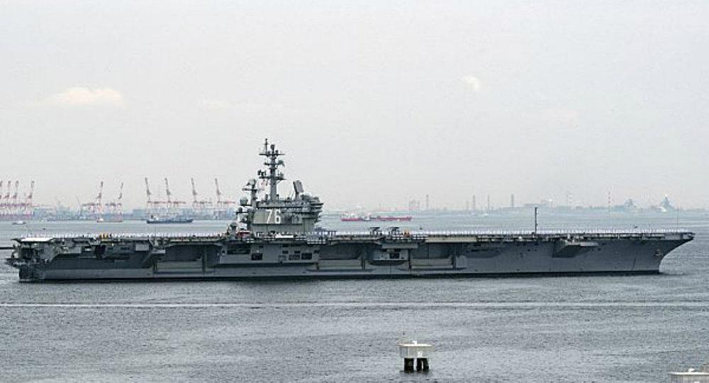 Le Pentagone envoie des porte-avions en mer de Chine méridionale où Pékin effectue des exercices