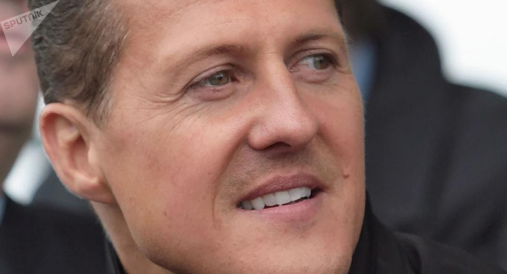Michael Schumacher: «j'espère que bientôt le monde le verra», dit le président de la FIA