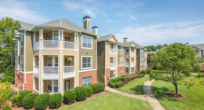 Thornhill Apartments In Raleigh Nc
