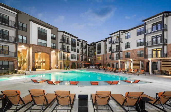Luxury Apartments In Atlanta Ga The Kirkwood