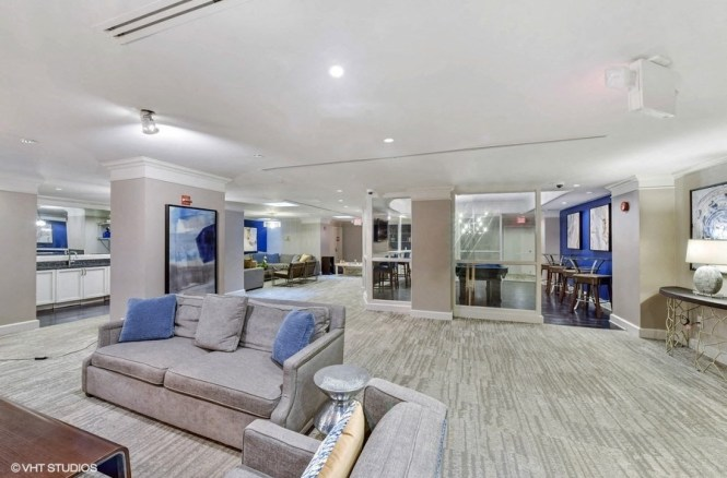The Saratoga Apartments In