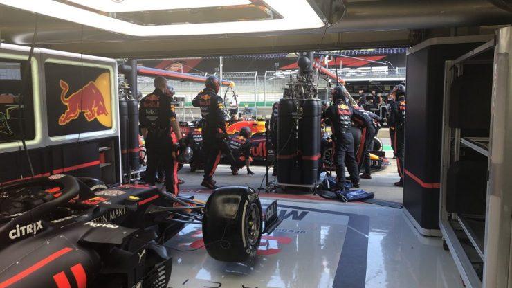 GP da Áustria 2020, Verstappen