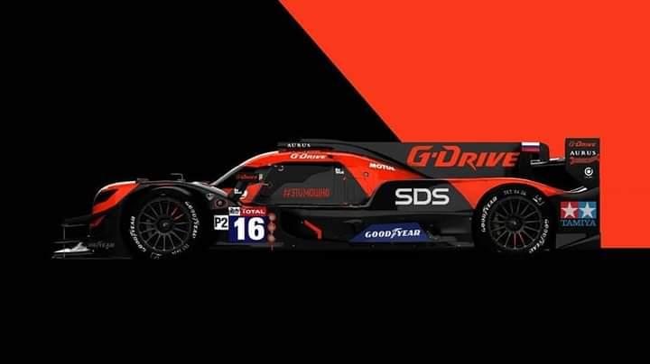 LMP2; 24h de LE MANS; G-DRIVE RACING; ALGARVE;