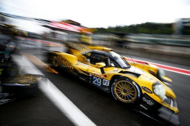 LMP2; RACING TEAM NEDERLAND;