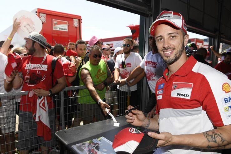 MotoGP 2016, Andrea Dovizioso, Ducati