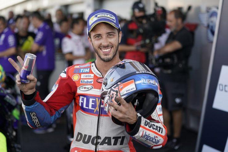 MotoGP 2017, Andrea Dovizioso, Ducati
