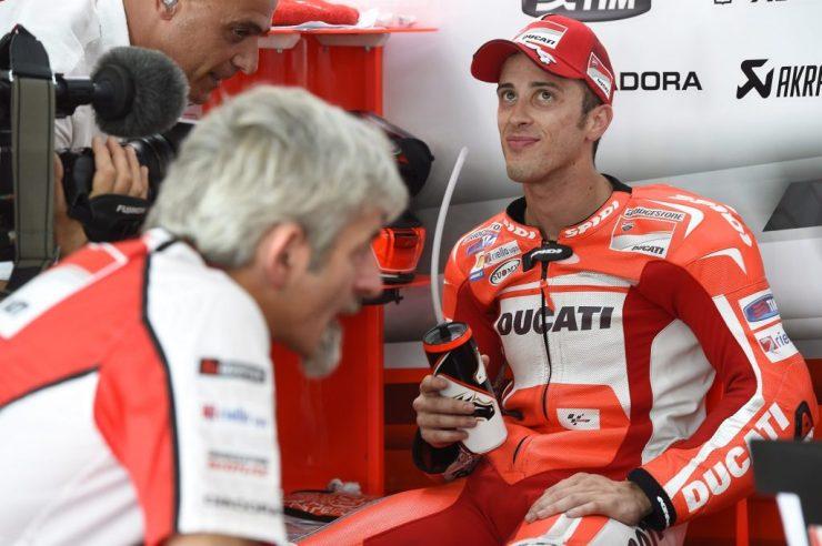 MotoGP 2014, Andrea Dovizioso, Ducati