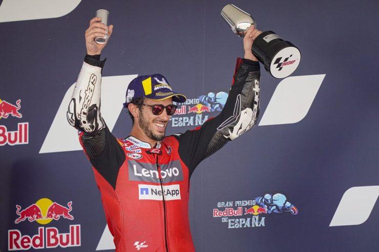 MotoGP 2020, Andrea Dovizioso, Ducati