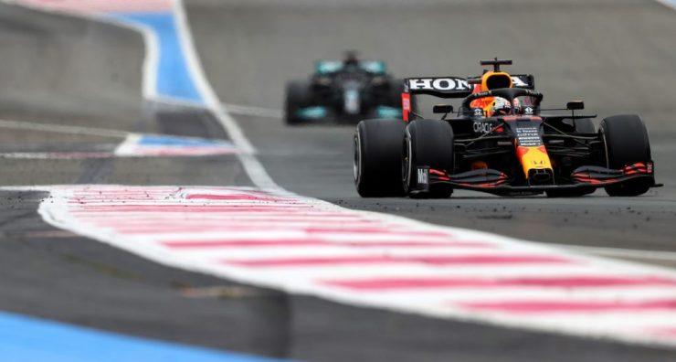 Lewis Hamilton, Max Verstappen, GP da França 2021,