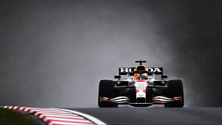 Verstappen não teve erros e conquistou o máximo que poderia: o segundo lugar (Crédito: reprodução / Twitter / Red Bull Racing)