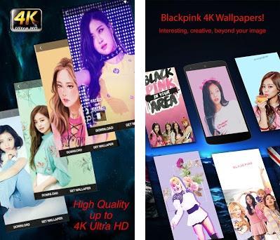 Bts And Blackpink Logo Wallpaper Blackpink X Bts Wallpaper