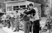George Genereux, remains Canada's youngest male Olympic champion. He won gold in shooting at the 1952 Helsinki Games.