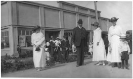 Dominion Day in Vancouver (1917)