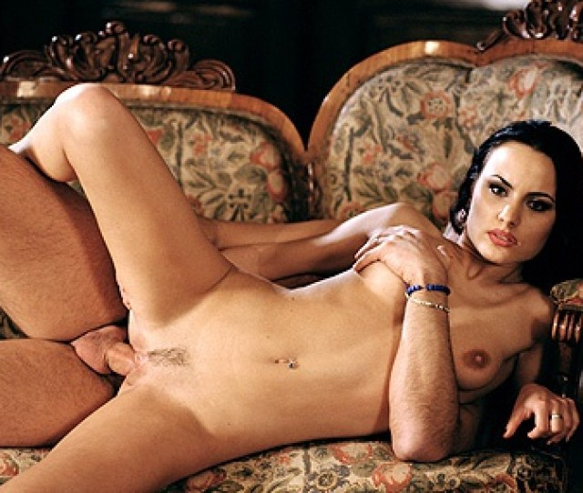 Year Old Carmen Makes Double Penetration Almost Look Easy