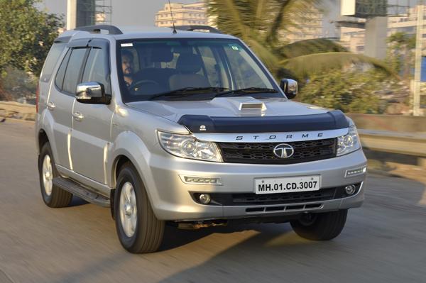 Tata Safari Storme Varicor 400 Review Test Drive