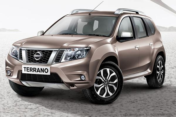 Nissan Terrano Facelift Amt Launch Soon