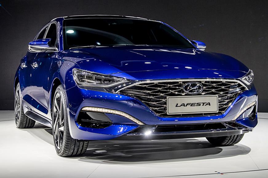 New Hyundai Lafesta Revealed Autocar India