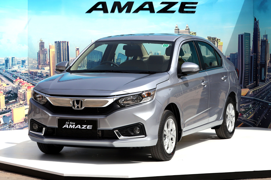 New Honda Amaze Recalled For Potential Steering Issue Autocar India