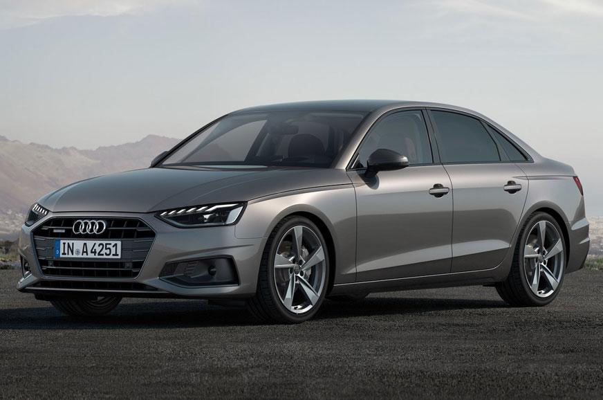 2019 Audi A4 Facelift Gets Hybrid Engine Options Autocar India