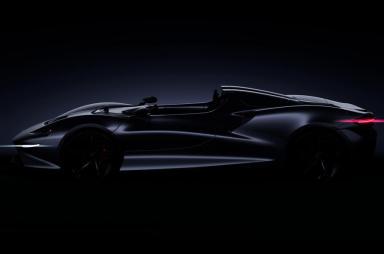 New McLaren Ultimate Series Speedster confirmed