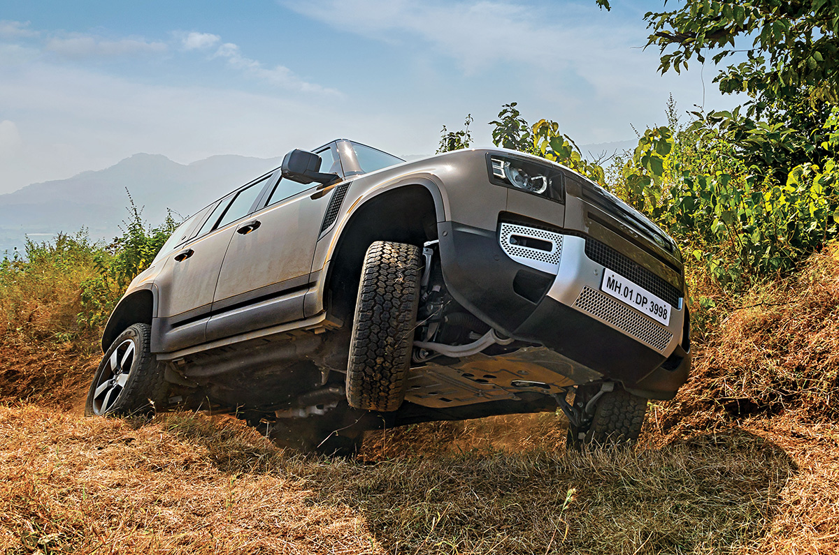 Land Rover Defender India review, test drive - Autocar India
