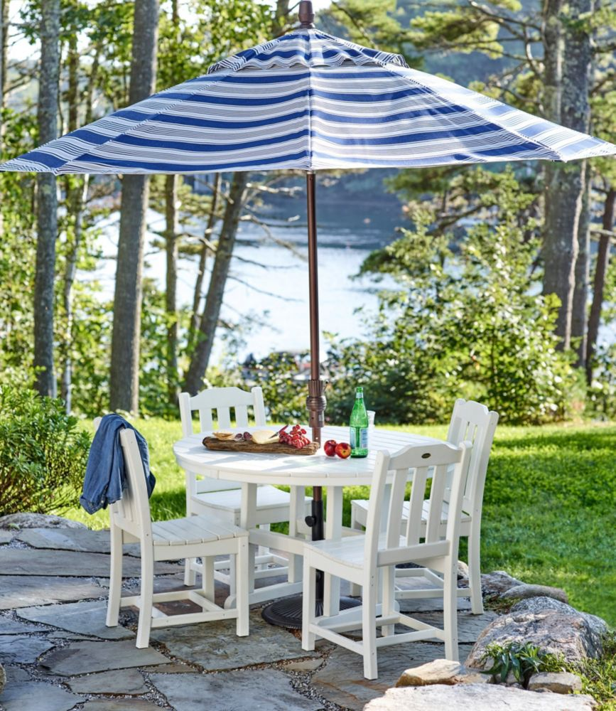 all weather dining table round 48